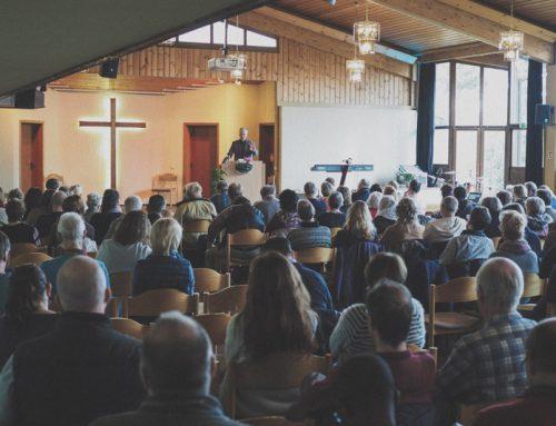 Freiheit in Christus – ein Seminar mit Ingolf Ellßel